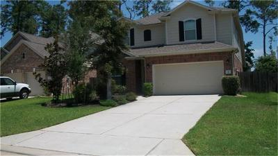The Woodlands Single Family Home For Sale: 71 W Spindle Tree Circle