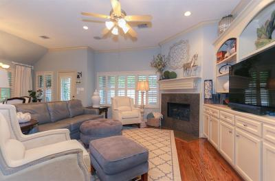 Spring Single Family Home For Sale: 19027 Candle River Lane