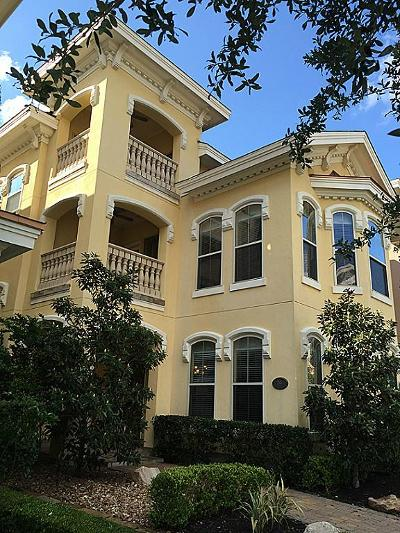 East Shore, East Shore/The Woodlands, The Woodlands East Shore Single Family Home For Sale: 39 Olmstead Row