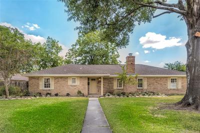 Bellaire Single Family Home For Sale: 5229 Holly Street