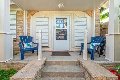 Galveston Single Family Home For Sale: 2415 31st Street