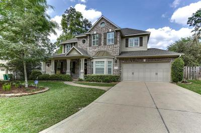 The Woodlands Single Family Home For Sale: 2 N Longsford Circle