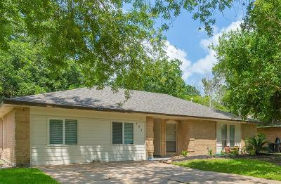Friendswood Single Family Home For Sale: 403 Avondale Lane
