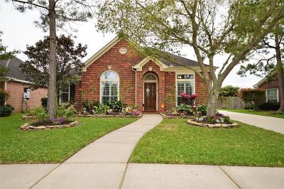 Galveston County Single Family Home For Sale: 6165 Sheffield Lane
