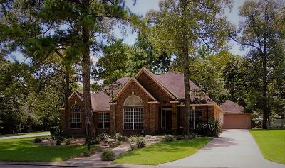 The Woodlands Single Family Home For Sale: 3 Gate Hill