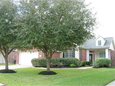 Manvel TX Single Family Home For Sale: $344,900