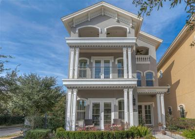 The Woodlands Single Family Home For Sale: 71 Olmstead Row