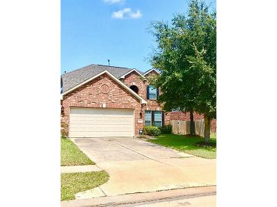 Katy Single Family Home For Sale: 25822 Sundrop Meadows Lane