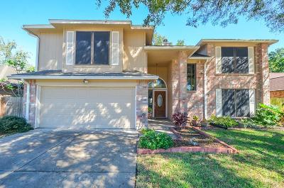 Houston Single Family Home For Sale: 16310 Leamington Lane