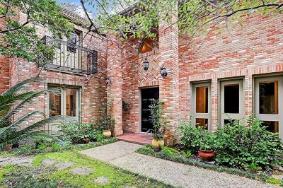Houston Single Family Home For Sale: 8971 Briar Forest Drive