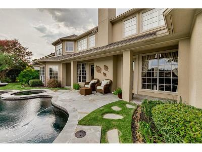 Houston Single Family Home For Sale: 1803 Watercastle Court