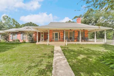 Magnolia Single Family Home For Sale: 9834 Woodlane Boulevard