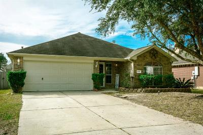 Porter Single Family Home For Sale: 21558 Maddux Drive