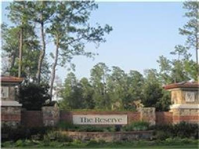 Spring Residential Lots & Land For Sale: 27802 Quiet Sky Place Drive