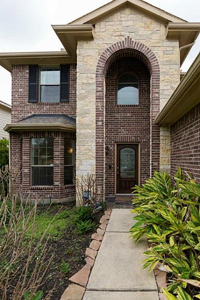 Pearland Single Family Home For Sale: 3210 W Trail Drive