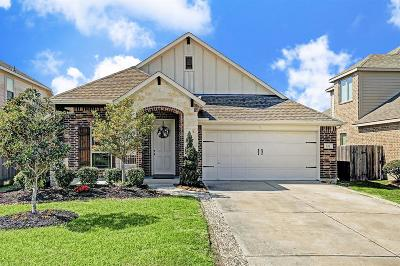 League City Single Family Home For Sale: 611 Chesterfield Lane