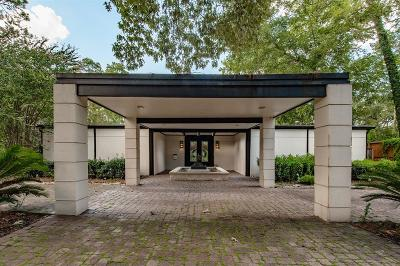 Houston Single Family Home For Sale: 12510 Overcup Drive