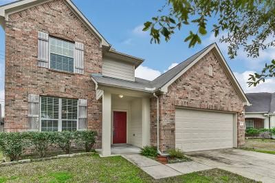 Rosenberg Single Family Home For Sale: 3310 Cypress Landing Court