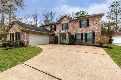 The Woodlands TX Single Family Home Pending: $299,900