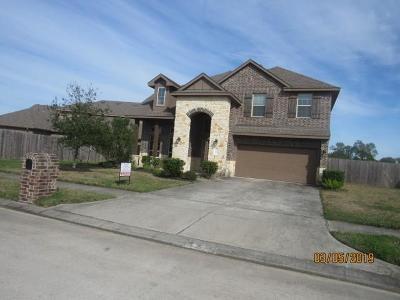 La Porte Single Family Home For Sale: 2302 Eagle Lane