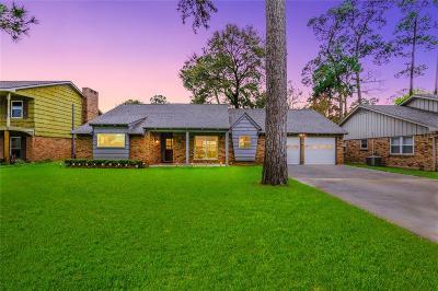 Houston Single Family Home For Sale: 10227 Metronome Drive