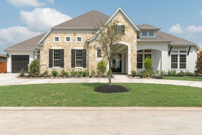 Cypress Single Family Home For Sale: 18314 Dockside Landing