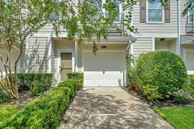 Condo/Townhouse For Sale: 3018 S Heights Hollow Lane