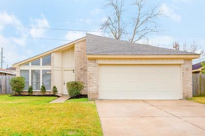 Fort Bend County Single Family Home For Sale: 8211 Vista Del Sol Drive