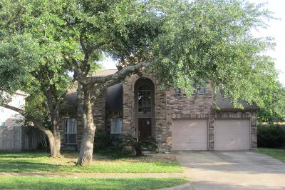 Katy TX Single Family Home For Sale: $209,900
