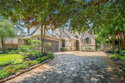 The Woodlands Single Family Home For Sale: 34 Columbia Crest Place