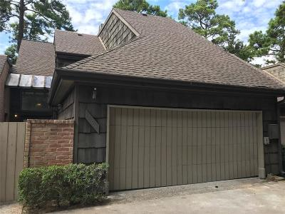 Houston Single Family Home For Sale: 204 Sugarberry Circle