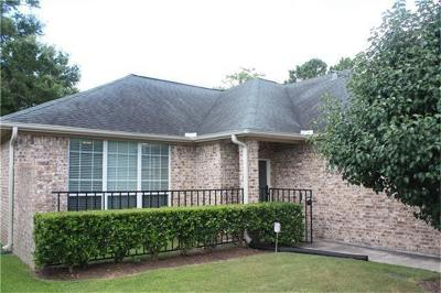 Friendswood Condo/Townhouse For Sale: 717 Cedarwood Drive