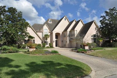 Kingwood Single Family Home For Sale: 5415 Beaver Lodge Drive