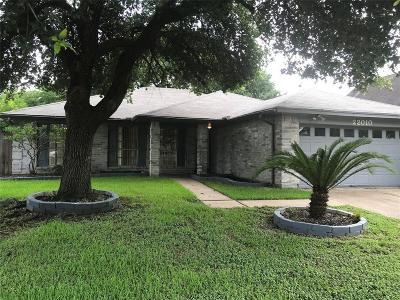 Katy Single Family Home For Sale: 22010 Breezy Hill Drive