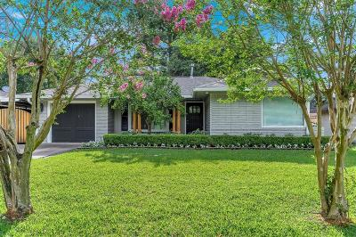 Houston Single Family Home For Sale: 3034 Oak Forest Drive
