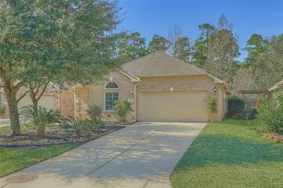 The Woodlands Single Family Home For Sale: 126 W Lilac Ridge Place