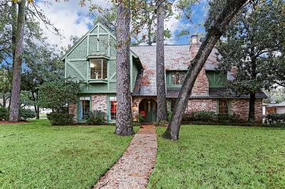 Houston Single Family Home For Sale: 5622 Boyce Springs Drive