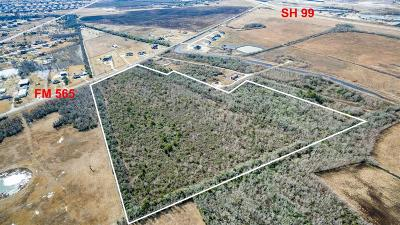 Baytown Residential Lots & Land For Sale: Fm 565 S