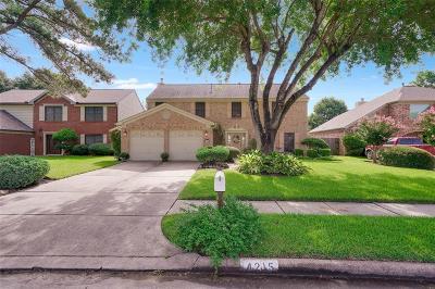 Pasadena Single Family Home For Sale: 4215 Winterborne Drive