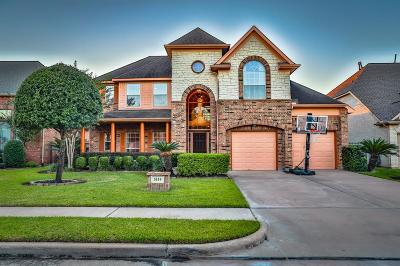 Sugar land Single Family Home For Sale: 5114 Beacon Point