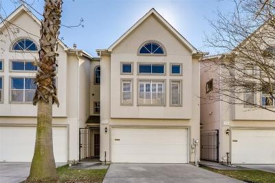 Houston Single Family Home For Sale: 5527 Cornish Street