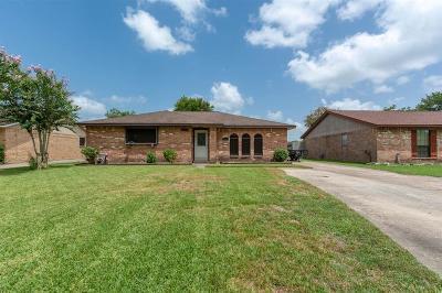 Angleton Single Family Home For Sale: 1317 Northbrook Drive