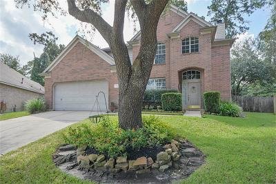 Humble Single Family Home For Sale: 19311 Kristen Oaks Court