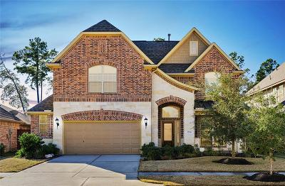 Montgomery County Single Family Home For Sale: 22780 Whispering Timbers Way