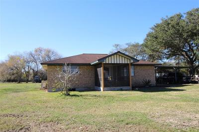 Alvin Single Family Home For Sale: 17808 Elizabeth Road