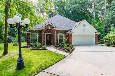 Huffman Single Family Home For Sale: 28711 Misty Oaks Drive