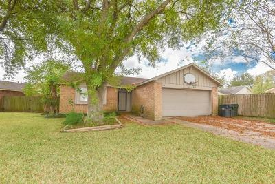 Sugar Land Single Family Home For Sale: 3814 Windmill Street