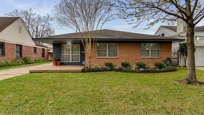 Houston Single Family Home For Sale: 6619 Meadowlawn Street