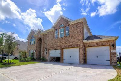 Cypress Single Family Home For Sale: 20311 Broad Harbor