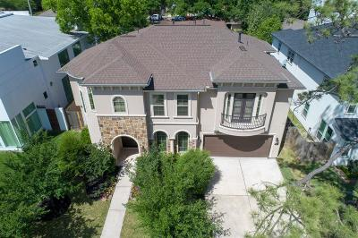 Houston Single Family Home For Sale: 407 Faust Lane